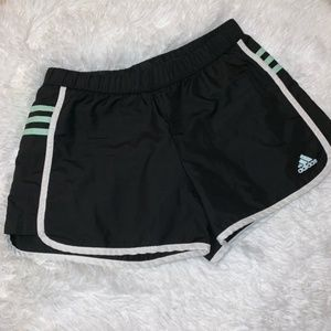 GUC Adidas Black Mint Running Short Climalite S